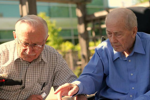 Unité Alzheimer des établissements Senectis.