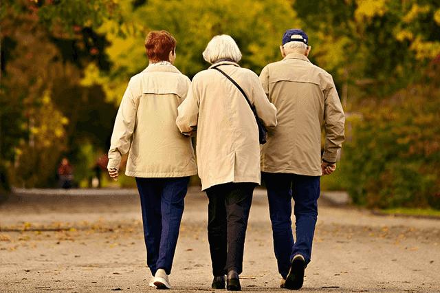 S'inscrire en maison de retraite.