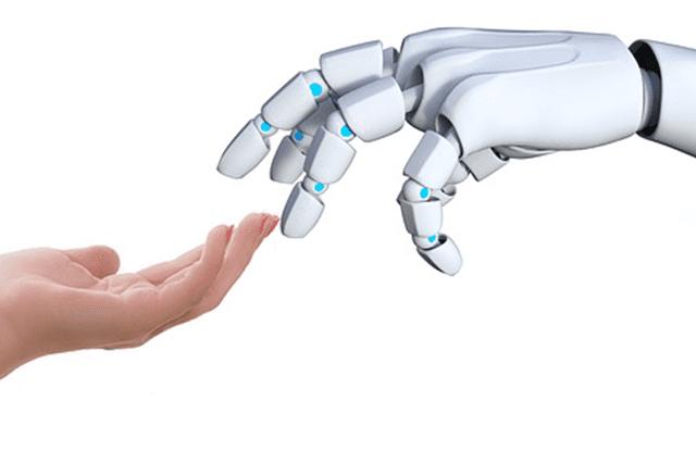 Le soutien de la robotique aux humains.