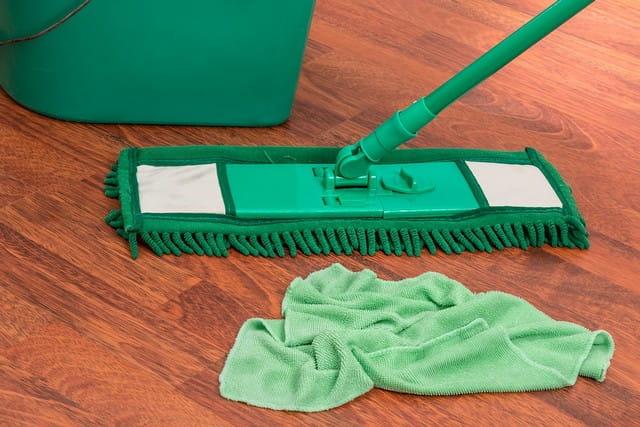 Le nettoyage dans les maisons de retraite Senectis.