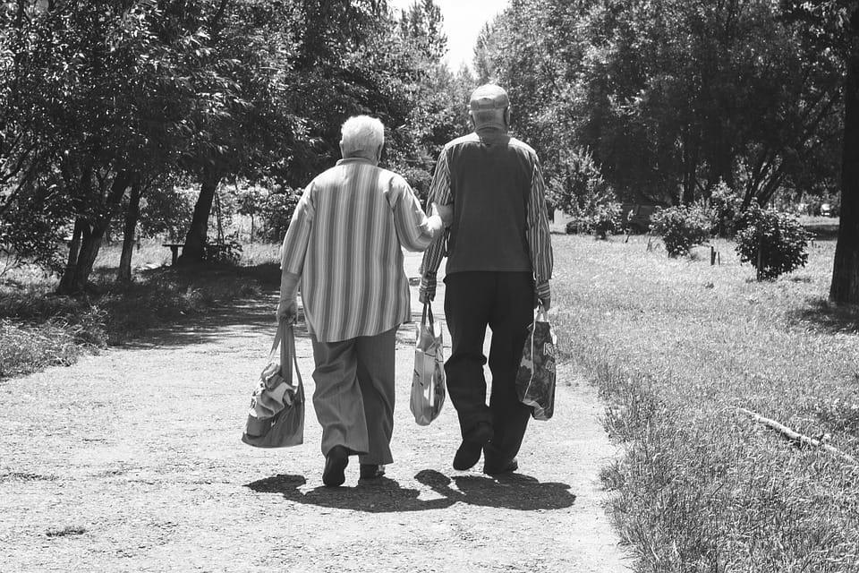 Prise en charge des personnes âgées.