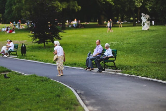 Les maisons de retraite Senectis créent du lien social.