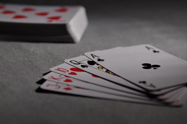 Jeu de cartes.