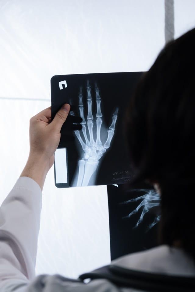 Scanner de la main