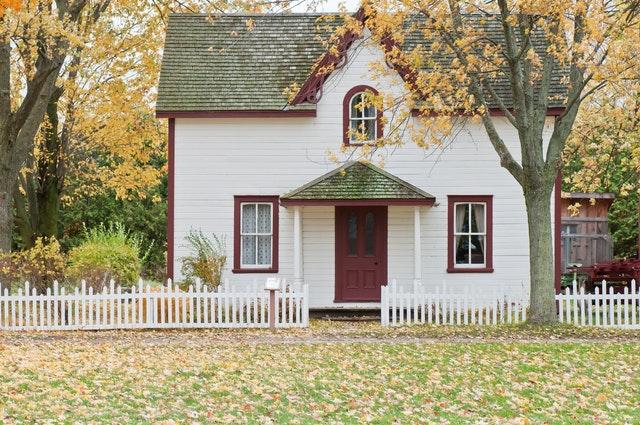 Maison de personne âgée.